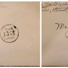 Sellos: O) 1947 CHINA, LANZHOU, LANCHOW, DR. SUN YAT SEN, SCT 739 $ 2000, MÚLTIPLES SELLOS, LÍNEA DEL PRESID. Lote 288587238