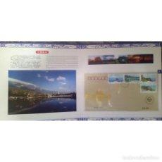 Sellos: KOL-CHI CHINA 2000 MNH COLLECTION DALI 2000. Lote 293390578