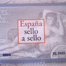 Briefmarken - ESPAÑA SELLO A SELLO - El Pais - 38040897