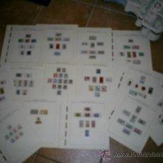 Briefmarken - hojas album años 75 al 77 a falta de 2 sellos ALEMANIA - 26440967