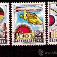 Sellos: LOTE SELLOS TEMATICA AVIONES / AVIACION / AEREO / AERONAUTICA (AHORRA GASTOS COMPRANDO MAS SELLO). Lote 18807461