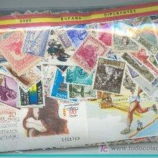 Sellos: 2000 SELLOS DIFERENTES ESPAÑOLES. EN GENERAL BUENA CALIDAD.. Lote 25751317