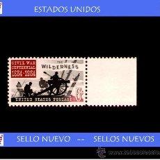 Sellos: LOTE SELLO USA - ESTADOS UNIDOS /EJERCITO/GUERRA/ARMAS (AHORRA GASTOS COMPRANDO MAS SELLOS). Lote 21455787