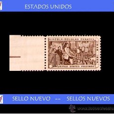 Sellos: LOTE SELLO USA - ESTADOS UNIDOS /HISTORICO/HISTORIA/AMERICANO (AHORRA GASTOS COMPRANDO MAS SELLOS. Lote 21456122