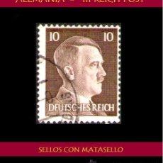 Sellos: LOTE SELLO - TEMATICA III REICH / HISTORIA / HISTORICO / WW II (AHORRA GASTOS COMPRANDO MAS SELLOS. Lote 21471091