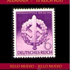 Briefmarken - LOTE SELLO - TEMATICA III REICH / HISTORIA / HISTORICO / WW II (AHORRA GASTOS COMPRANDO MAS SELLOS - 21471520