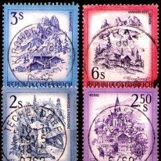 Briefmarken - LOTE SELLOS AUSTRIA - MATASELLOS DISTINTOS (AHORRA GASTOS COMPRANDO MAS SELLOS - 22878203
