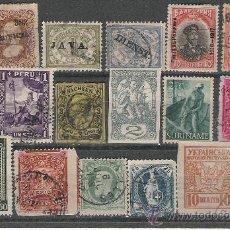 Briefmarken - LOTE DE SELLOS IMPORTANTES DE DISTINTOS PAISES - 27439992