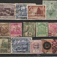 Briefmarken - LOTE DE SELLOS IMPORTANTES DE DISTINTOS PAISES - 27086786