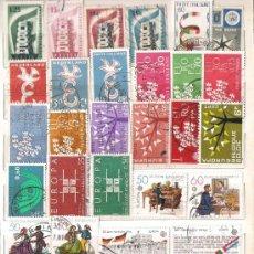 Briefmarken - TEMA EUROPA GRAN COLECCION MATASELLADA MONTADA EN CLASIFICADOR - 26626681