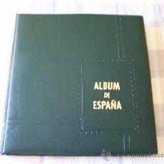 Sellos: ALBUM PRONUMAS CON 12 HOJAS TOGALL SELLOS ESPAÑA PERIODO 1981-1986. Lote 27654856