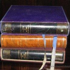 Sellos: ASTRO FILATELIA - ASTRONAUTAS: GRAN COLECCION TEMATICA EN 3 GRANDES ALBUMES DE LUJO. Lote 29757364