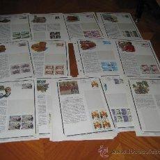 Selos: SELLOS DE LOS AÑOS 1980 Y 1981. VER DESCRIPCIÓN.. Lote 31001043