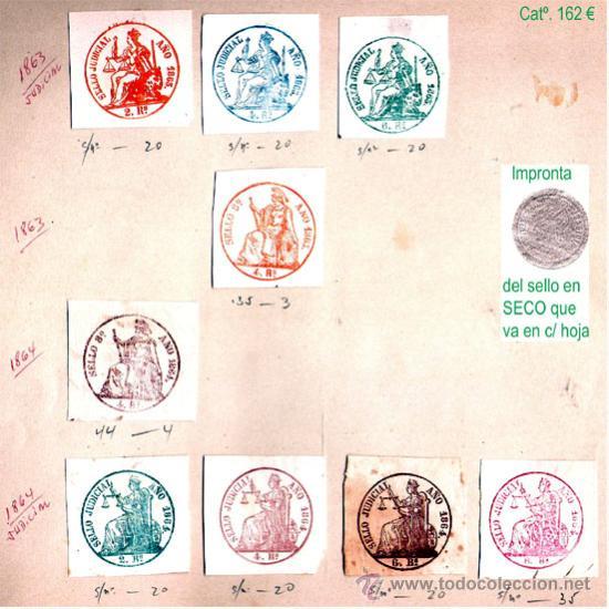 Sellos: Plancha VI.- Lote con 9 piezas. Su precio 73 € - Foto 6 - 32969815