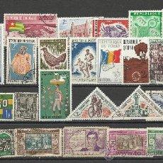 Briefmarken - BONITO LOTE DE COLONIAS FRANCESAS - 34148195
