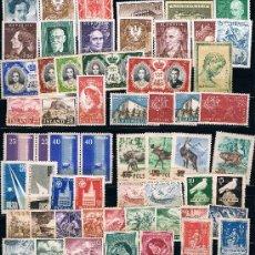 Series y sellos de Europa
