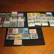 Briefmarken - Italia. 37 sellos diferentes, nuevos sin fijasellos. - 37072184