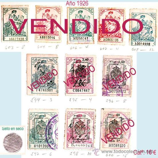 Sellos: Plancha XV - Lote con 2 piezas. Precio 8 €. - Foto 18 - 32969815