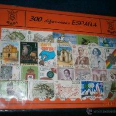 Sellos: 300 SELLOS USADOS DE ESPAÑA. Lote 40546906