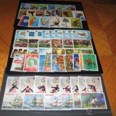 Belize. 9 series completas. Mataselladas. Ver descripción