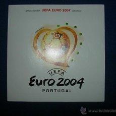 Sellos: UEFA EURO 2004 SELLOS OFICIALES. Lote 51509501