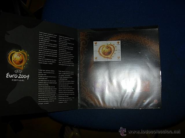 Sellos: UEFA EURO 2004 SELLOS OFICIALES - Foto 3 - 51509501