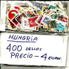 Hungria - 400 sellos