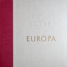 Briefmarken - COLECCION SELLOS ESPAÑA EN ALBUM KABE 1850-1966. - 51998301