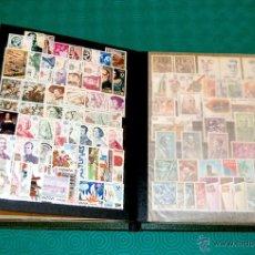 Briefmarken - GRAN LOTE DE SELLOS ESPAÑA EN ALBUM DELUXE ¡¡ ACEPTO OFERTAS !! - 22120992