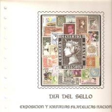 Briefmarken - LOTE 6 DOCUMENTOS FILATELICOS FNMT - 52771635