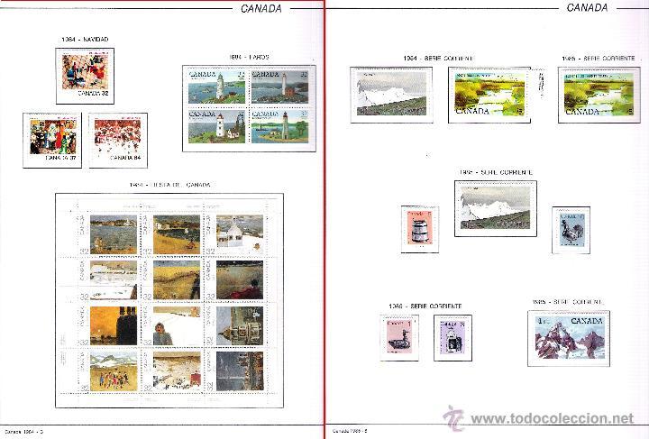 Sellos: Parte Años 1984 y 1985 - Foto 5 - 53657161