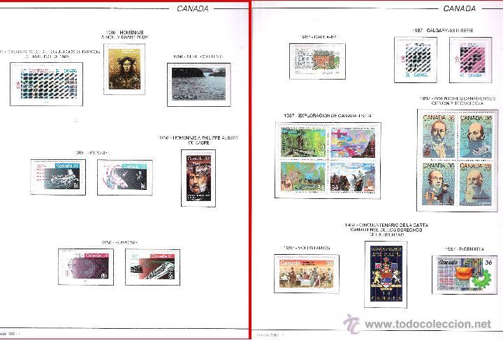 Sellos: Parte Años 1986 y 1987 - Foto 6 - 53657161