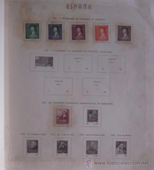 Sellos: ALBUM DE SELLOS DEL II CENTENARIO - Foto 5 - 53865574