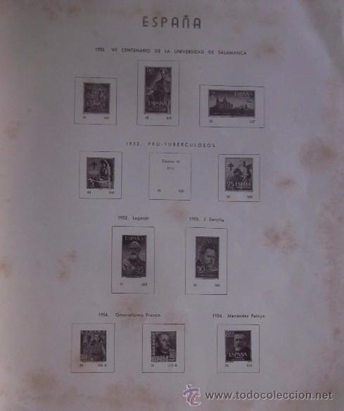 Sellos: ALBUM DE SELLOS DEL II CENTENARIO - Foto 6 - 53865574
