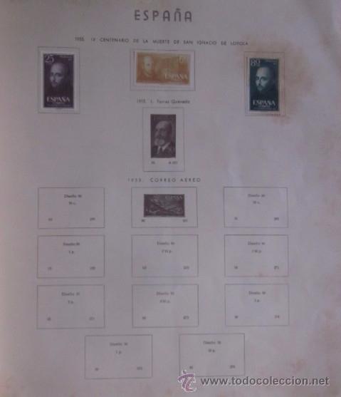 Sellos: ALBUM DE SELLOS DEL II CENTENARIO - Foto 9 - 53865574