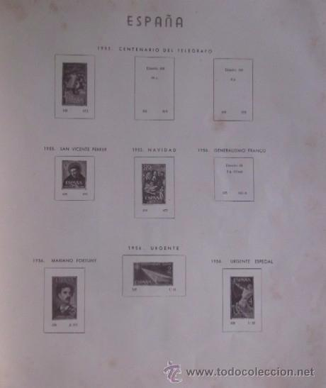Sellos: ALBUM DE SELLOS DEL II CENTENARIO - Foto 10 - 53865574