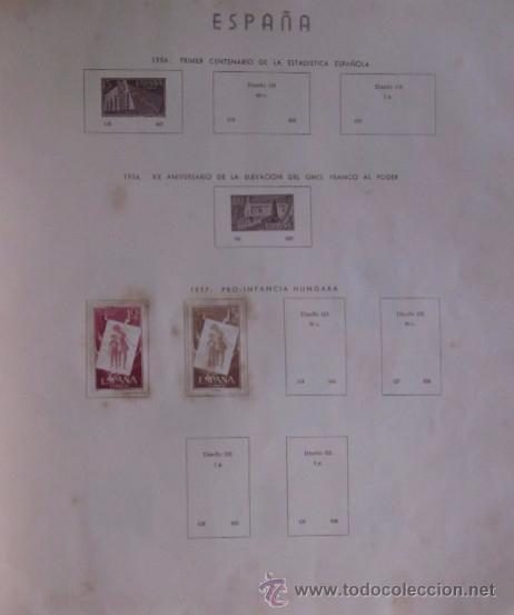 Sellos: ALBUM DE SELLOS DEL II CENTENARIO - Foto 12 - 53865574