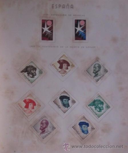 Sellos: ALBUM DE SELLOS DEL II CENTENARIO - Foto 14 - 53865574