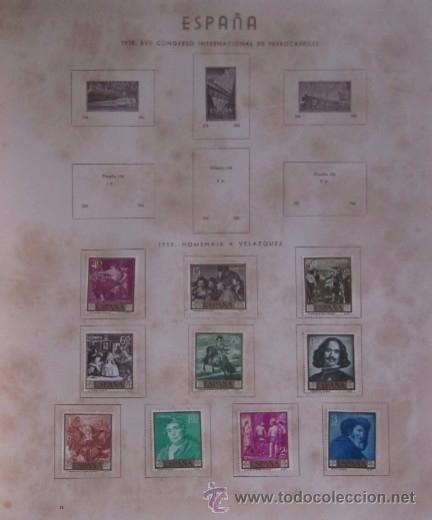 Sellos: ALBUM DE SELLOS DEL II CENTENARIO - Foto 15 - 53865574