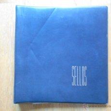 Sellos - ALBUM DE SELLOS, Con unos 200 Sellos Variados, USADOS - 54250864
