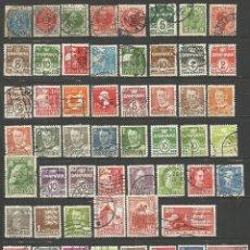 Briefmarken - DINAMARCA CONJUNTO DE SELLOS USADOS DIFERENTES - 56466668
