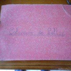 Sellos: COLECCION ALBUM SELLOS PAISES TODO EL MUNDO MUY BUEN ESTADO MUCHOS SIN HUSAR. Lote 56662204
