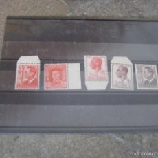 Briefmarken - Austalia. 5 sellos diferentes nuevos sin fijasellos. - 58678821
