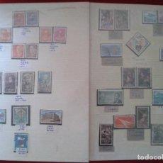 Sellos: IMPRESIONANTE LOTE DE SELLOS ESPAÑOLES ANTIGUOS AÑOS 60 ,(DATADOS) MUY DIFÍCIL DE CONSEGUIR . Lote 61388691