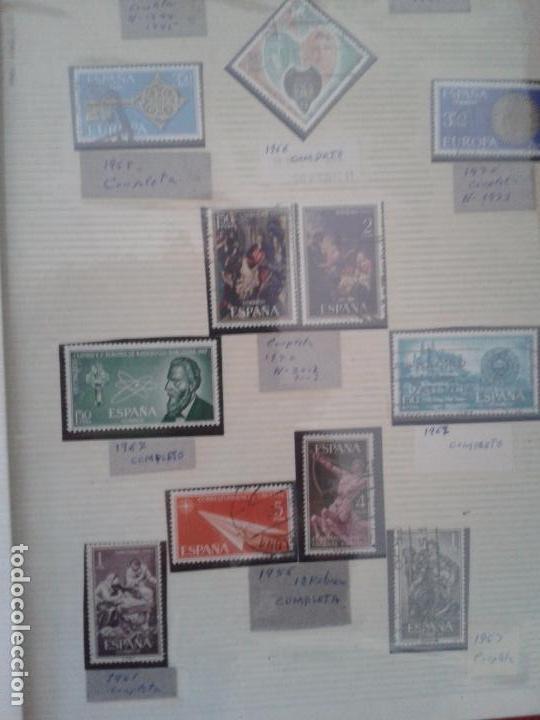 Sellos: IMPRESIONANTE LOTE DE SELLOS ESPAÑOLES ANTIGUOS años 60 ,(datados) MUY DIFÍCIL DE CONSEGUIR - Foto 3 - 61388691