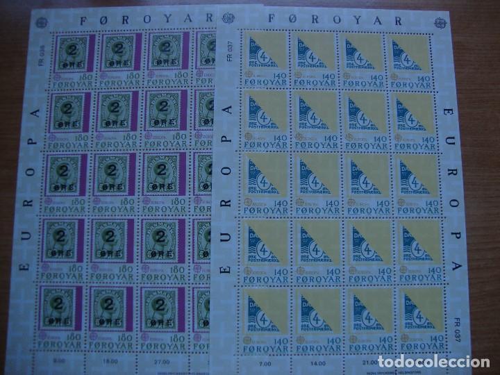 Sellos: TEMA EUROPA AÑO1979 CONMINIOJAS.NUEVOS Y PERFECTOS - Foto 3 - 61508759