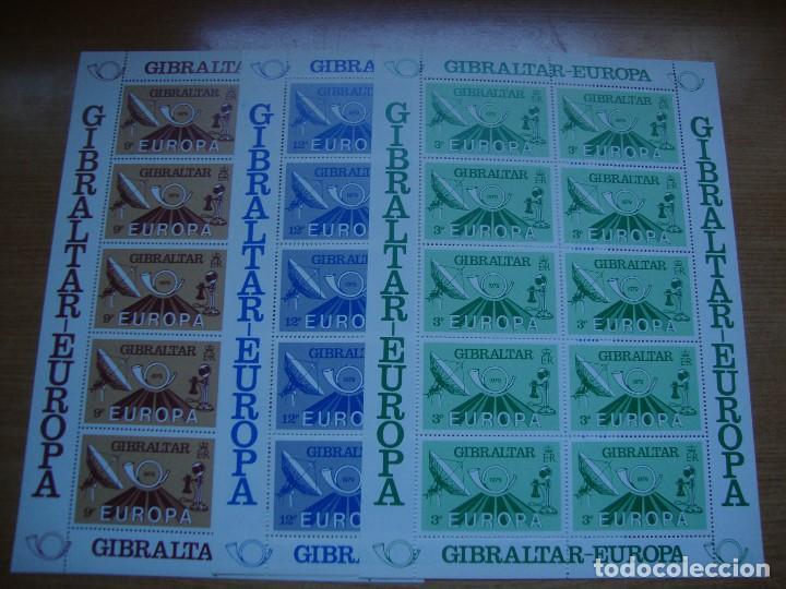 Sellos: TEMA EUROPA AÑO1979 CONMINIOJAS.NUEVOS Y PERFECTOS - Foto 5 - 61508759