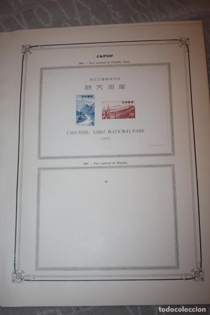 Sellos: COLECCION 60 HOJITAS HOJAS BLOQUE DEL MUNDO. VALOR DE CATÁLOGO 1.347€ - Foto 11 - 63892751