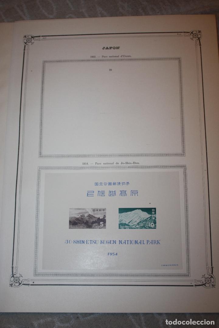 Sellos: COLECCION 60 HOJITAS HOJAS BLOQUE DEL MUNDO. VALOR DE CATÁLOGO 1.347€ - Foto 12 - 63892751
