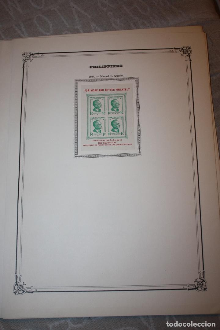 Sellos: COLECCION 60 HOJITAS HOJAS BLOQUE DEL MUNDO. VALOR DE CATÁLOGO 1.347€ - Foto 19 - 63892751